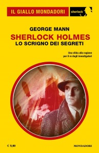 31 Sherlock -cover