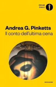 Andrea G. Pinketts, Il conto dell'Ultima Cena