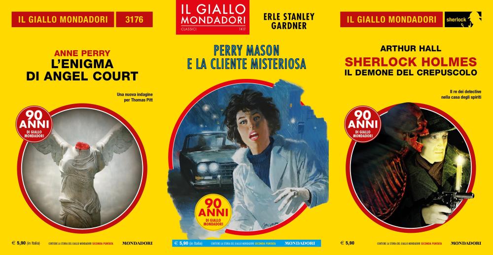 Gialli Mondadori Febbraio 2019