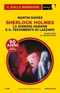 """Martin Davies, """"Sherlock Holmes - La Signora Hudson e il testamento di Lazzaro"""""""