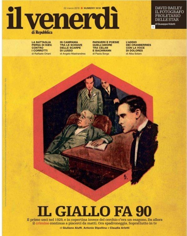 90 anni del Giallo Mondadori