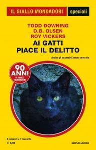 """Todd Downing; D.B. Olsen D.B., Vickers Roy, """"Ai gatti piace il delitto"""""""