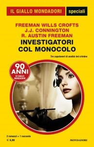 """AA.VV., """"Investigatori col monocolo"""", Il Giallo Mondadori Speciali 91"""