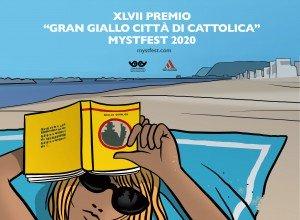 """Bando XLVII Premio """"Gran Giallo 2020 Città di Cattolica"""""""