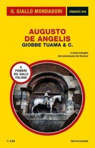 """Augusto De Angelis, """"Giobbe Tuama & C."""", Il Giallo Supplemento n. 10, luglio 2020"""