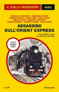 "AA. VV., ""Assassinii sull'Orient Express, Giallo Mondadori Extra, agosto 2020"