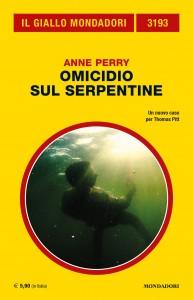 """Anne Perry, """"Omicidio sul Serpentine"""", Il Giallo Mondadori n. 3193, luglio 2020"""