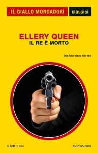 """Ellery Queen, """"Il re è morto"""", I Classici del Giallo n. 1437, ottobre 2020"""