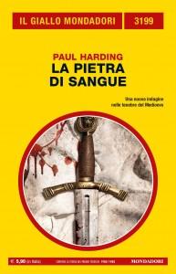 "Paul Harding, ""la pietra di sangue"", Il Giallo Mondadori n. 3199, gennaio 2021"