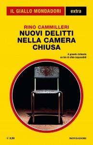 """Rino Cammilleri, """"Nuovi delitti nella camera chiusa"""", Il Giallo Mondadori Extra n. 35, agosto 2021"""