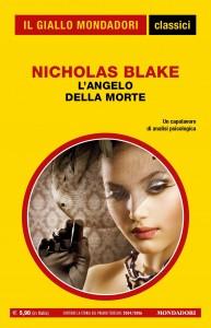 """Nicholas Blake, """"L'angelo della morte"""", I Classici del Giallo n. 1448,  settembre 2021"""