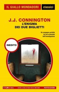 """J.J. Connington, """"L'enigma dei due biglietti"""", I Classici del Giallo 1449, ottobre 2021"""