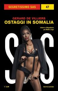 "Gérard De Villiers, ""SAS: Ostaggi in Somalia"""