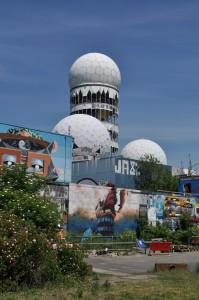 Teufelsberg: La Collina del Diavolo - Berlino