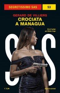 """Gérard de Villiers, """"SAS: Crociata a Managua"""""""