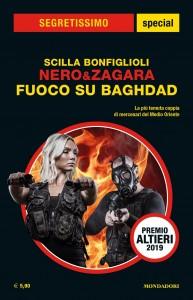"""Scilla Bonfiglioli, """"Nero&Zagara: Fuoco su Baghdad"""", Segretissimo Special 44, agosto 2019"""