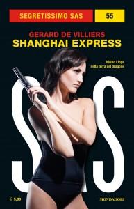 "Gérard de Villiers, SAS ""Shangai Express"""