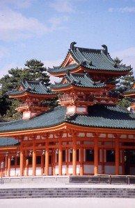 Kyoto - Santuario di Heian
