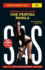 "Gérard de Villiers, ""Che perfida Manila"", Segretissimo n. SAS 64, giugno 2020"