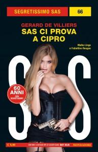 "Gerard De Villiers, ""SAS ci prova a Cipro"", Segretissimo SAS n. 66, agosto 2020"