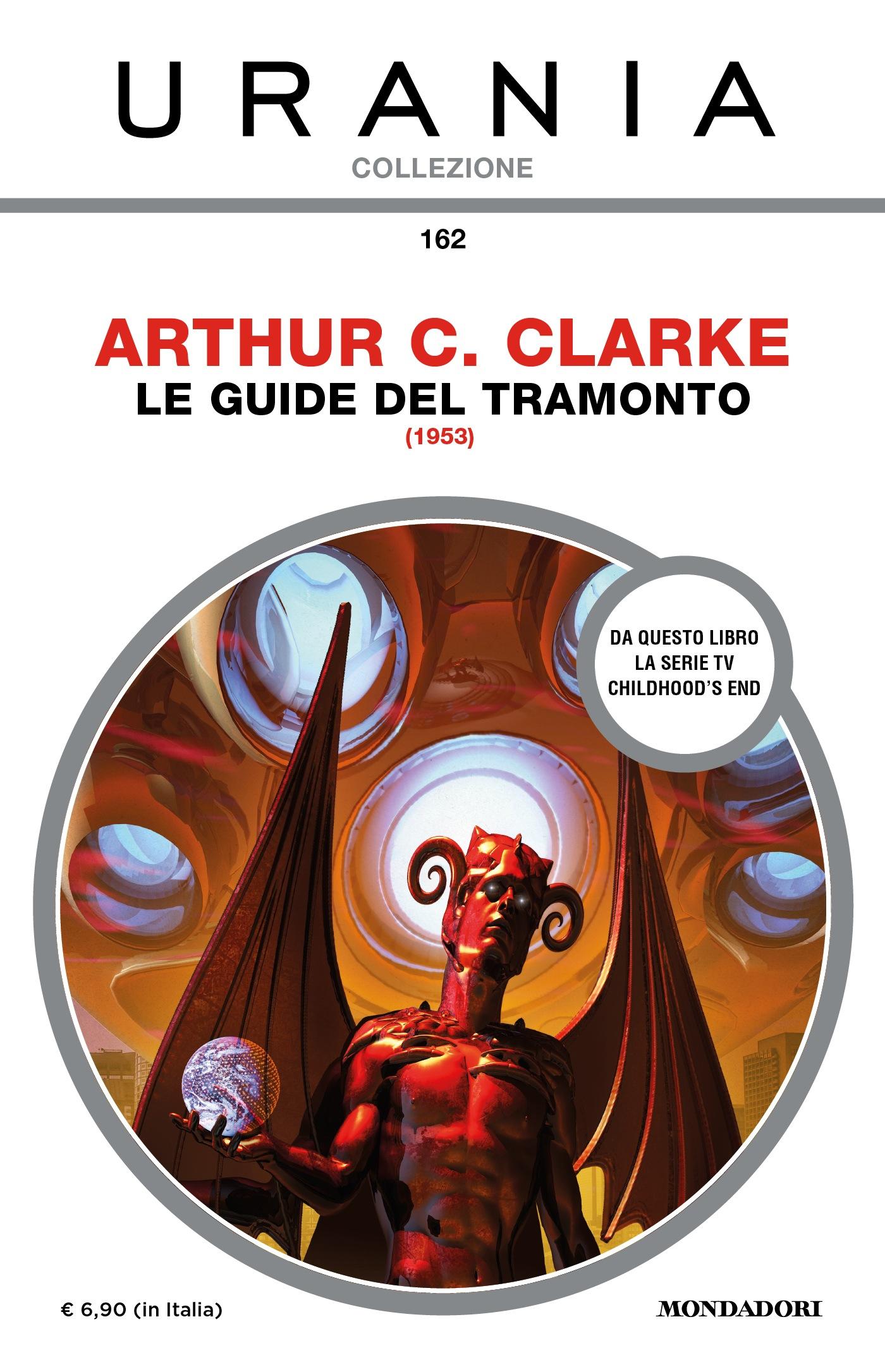 """Copertina de """"Le Guide del Tramonto"""""""