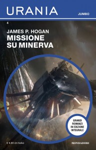James P. Hogan - Missione su Minerva