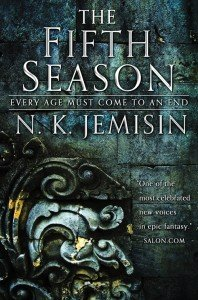 "N. K. Jemisin, ""The Fifth Season"""