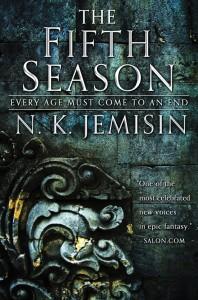 "N. K. Jemisin, ""The Fifth Season"""
