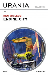 "Ken MacLeod, ""Engine City"""