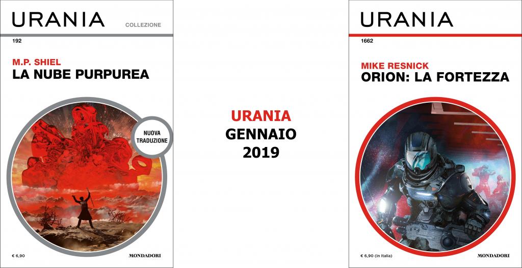 Urania Gennaio 2019