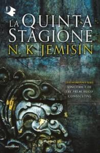 """N. K. Jemisin, """"La Quinta Stagione"""""""