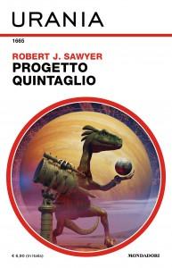 "Robert J. Sawyer, ""Progetto Quintaglio"""