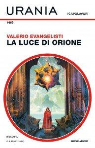"""Valerio Evangelisti, """"La luce di Orione"""""""