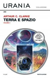 "Arthur C. Clarke, ""Terra e Spazio"" - volume 4"