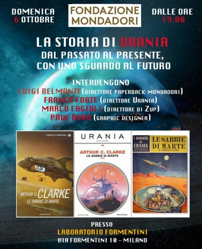 La storia di Urania