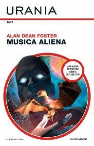 "Alan Dean Foster, ""Musica aliena"", Urania 1674, gennaio 2020"