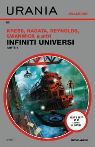 """AA.VV., """"Infiniti Universi. Parte I"""", Millemondi n. 86 , Marzo 2020"""