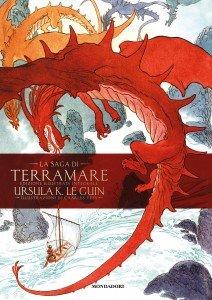 """Ursula K. Le Guin, """"La saga di Terramare illustrata da Charles Vess"""""""