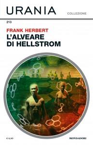 "Frank Herbert, ""L'alveare di Hellstrom"", Urania Collezione n. 213, ottobre 2020"