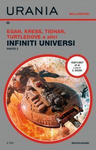 "AA.VV., ""Infiniti Universi. Parte 2"", Urania Millemondi n. 88, dicembre 2020"