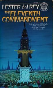"""Lester Del Rey, """"The Eleventh Commandment"""""""