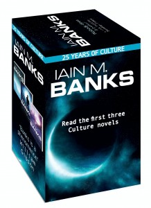 "Iain M. Banks, ""First Culture Trilogy"""