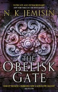 """N. K. Jemisin, """"The Obelisk Gate"""""""
