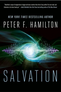 Peter F. Hamilton, Salvation, Urania Jumbo