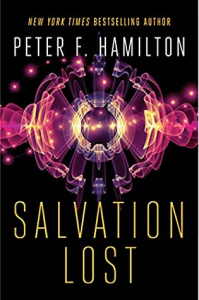 Peter F. Hamilton, Salvation Lost, Urania Jumbo