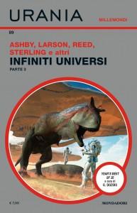 "AA.VV., ""Infiniti universi. Parte 3"", Millemondi n.89, marzo 2021"