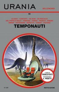 """AA.VV., """"Temponauti"""", Millemondi n. 90, luglio 2021"""